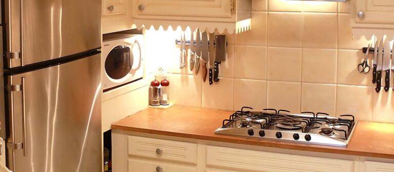 Recycler des meubles de cuisine