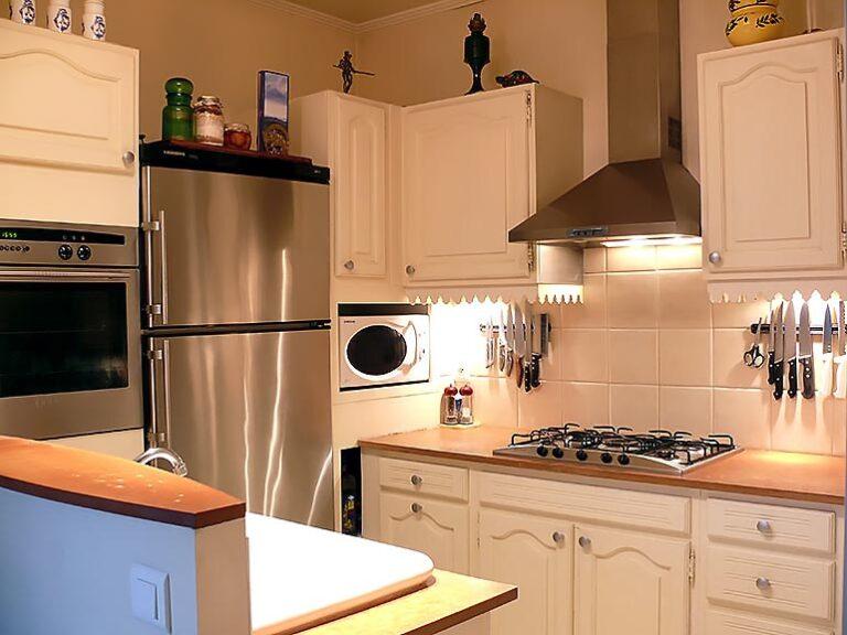 La nouvelle cuisine côté préparation et froid.
